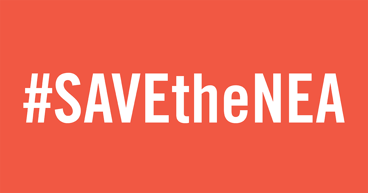 Save the NEA Button